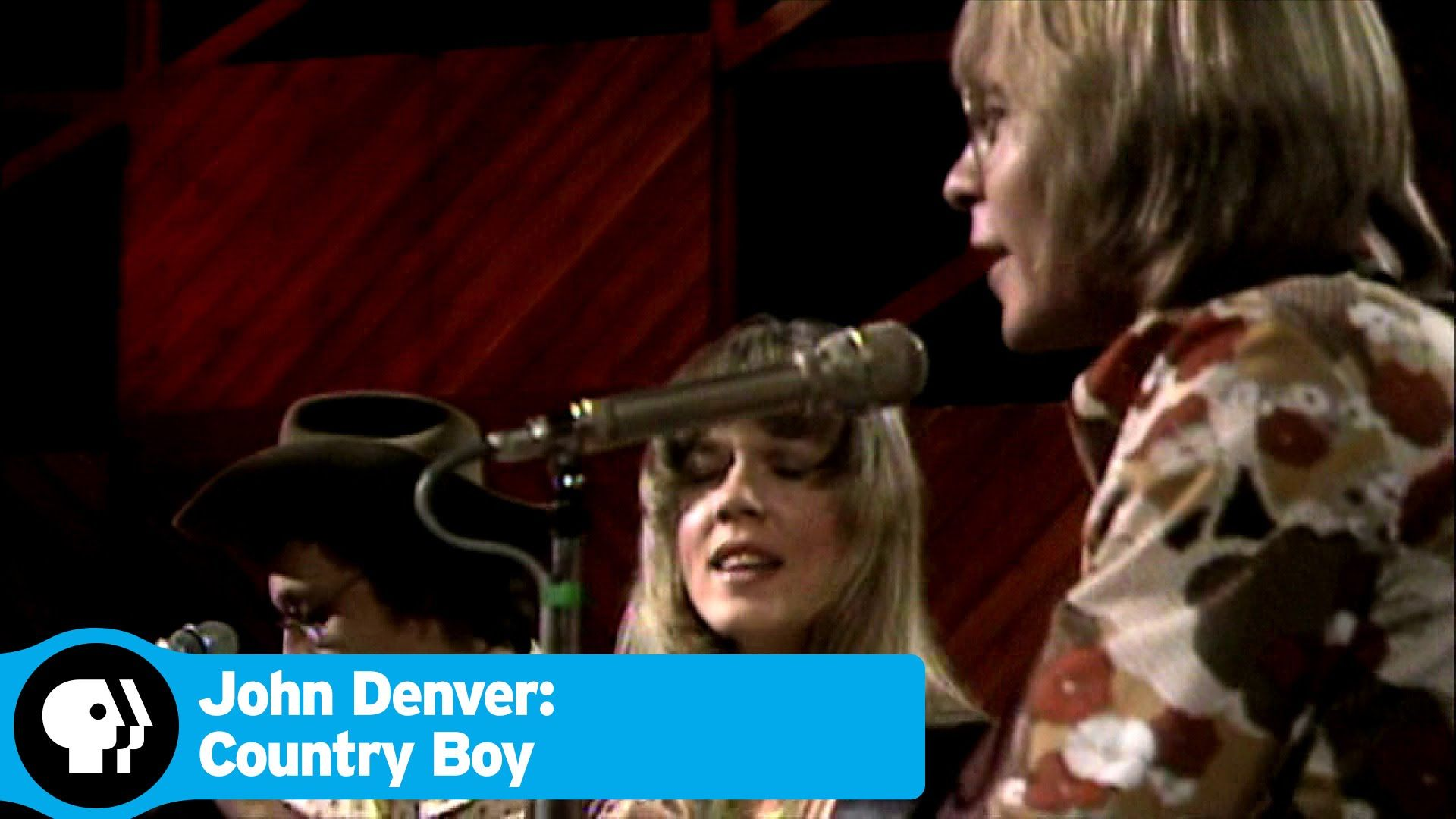 JOHN DENVER: COUNTRY BOY   March 2015   PBS   John Denver ...
