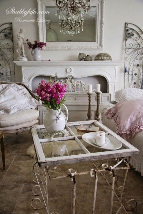 19 deko ideen mit alten holzfenstern diy m bel pinterest shabby chic ideen und wohnzimmer. Black Bedroom Furniture Sets. Home Design Ideas