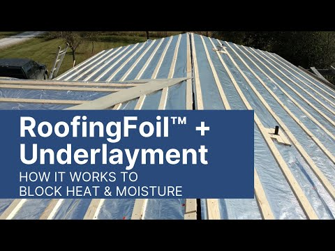 Roofingfoil Radiant Barrier Insulation Miami Dade County Approved Radiant Barrier Insulating A Shed Radiant Barrier Insulation