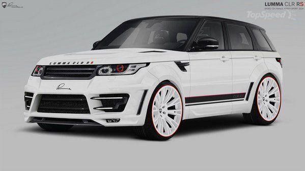 2014 Range Rover Sport By Lumma Design Top Speed Range Rover Sport Range Rover Sport 2014 Range Rover