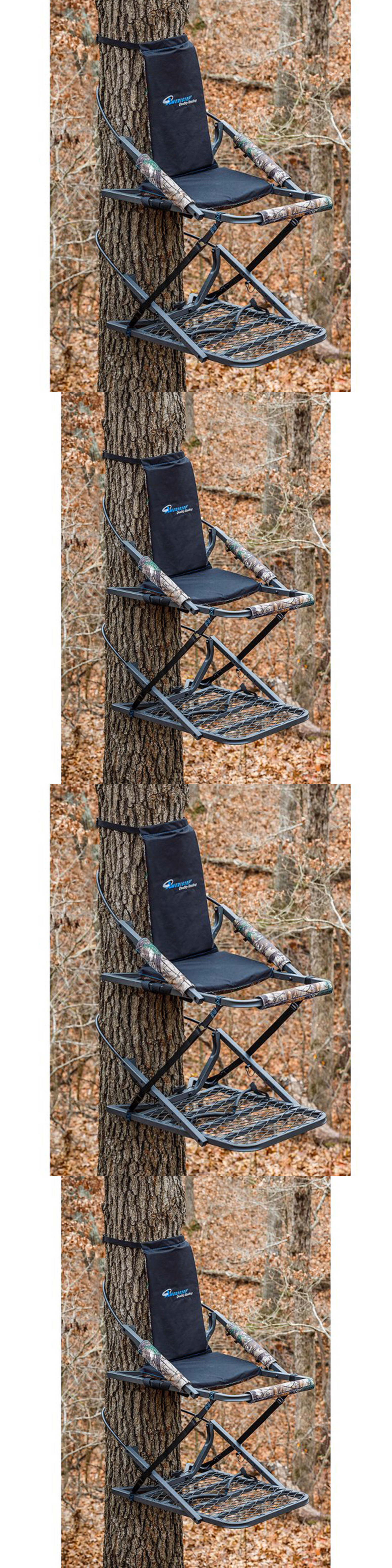 Seats and Chairs Climbing Tree Stand Seat Deer Hunting
