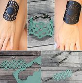Photo of What you can do with leather! Leder_was-to-everything-from-make-kann_ges …
