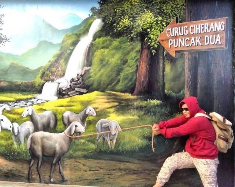 30 Gambar Lukisan 3 Dimensi Pemandangan Lukisan Dinding 3d Berbagai Tema Untuk Berbagai Kebutuhan Download Kumpulan Gambar P Di 2020 Lukisan Dinding Mural Gambar