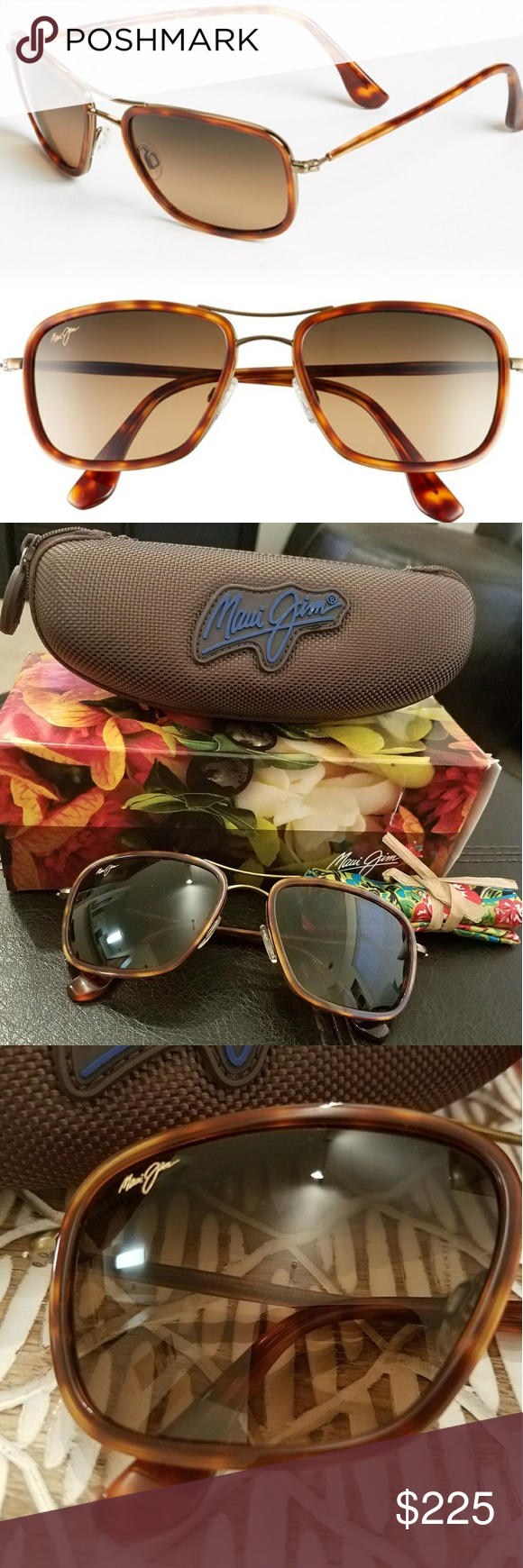 11cee066d89 I just added this listing on Poshmark  Maui Jim Hawaiian Time