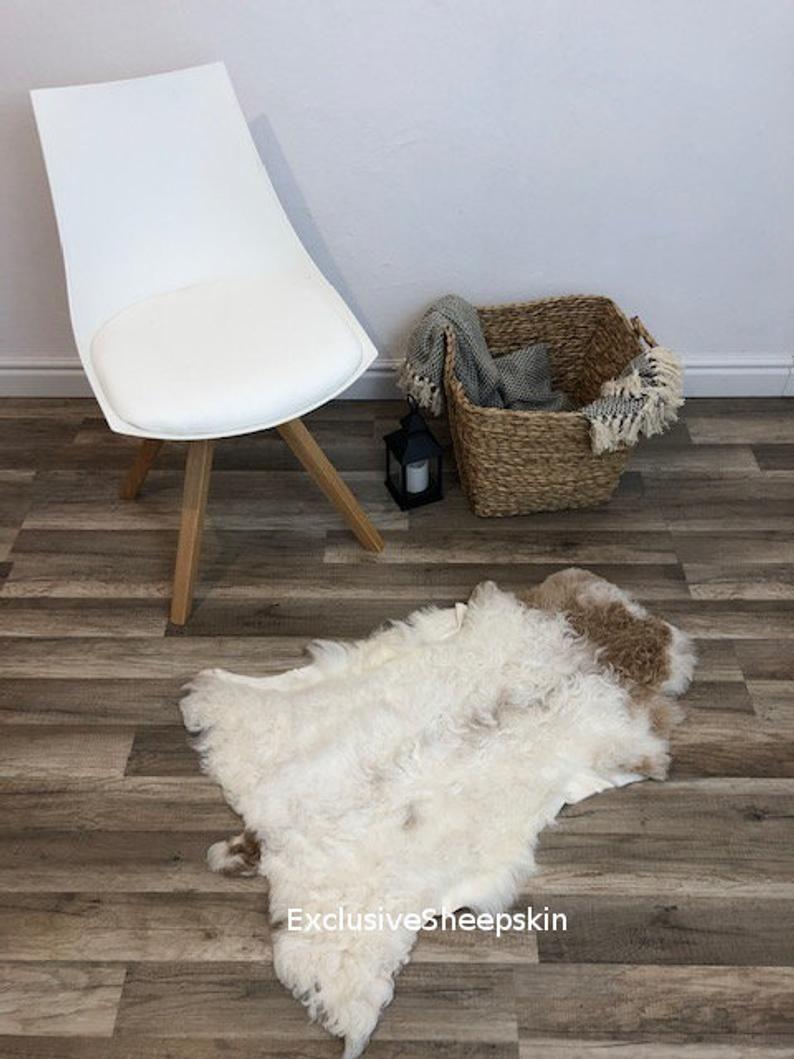 30 X 20 Tibet Genuine Sheepskin Rug 100 Sheep Skin Leather Sheep Skin Decorative Rug Comfy Area Rugs Carpet Rug Curly Wo In 2020 Rug Decor Rugs On Carpet Sheepskin Rug