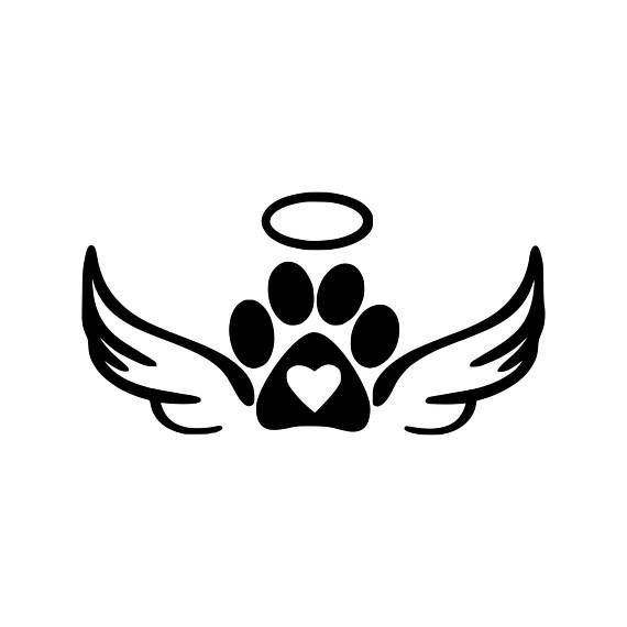 Digi Tizers Angel Paws Svg Studio V3 Jpg We Also Make