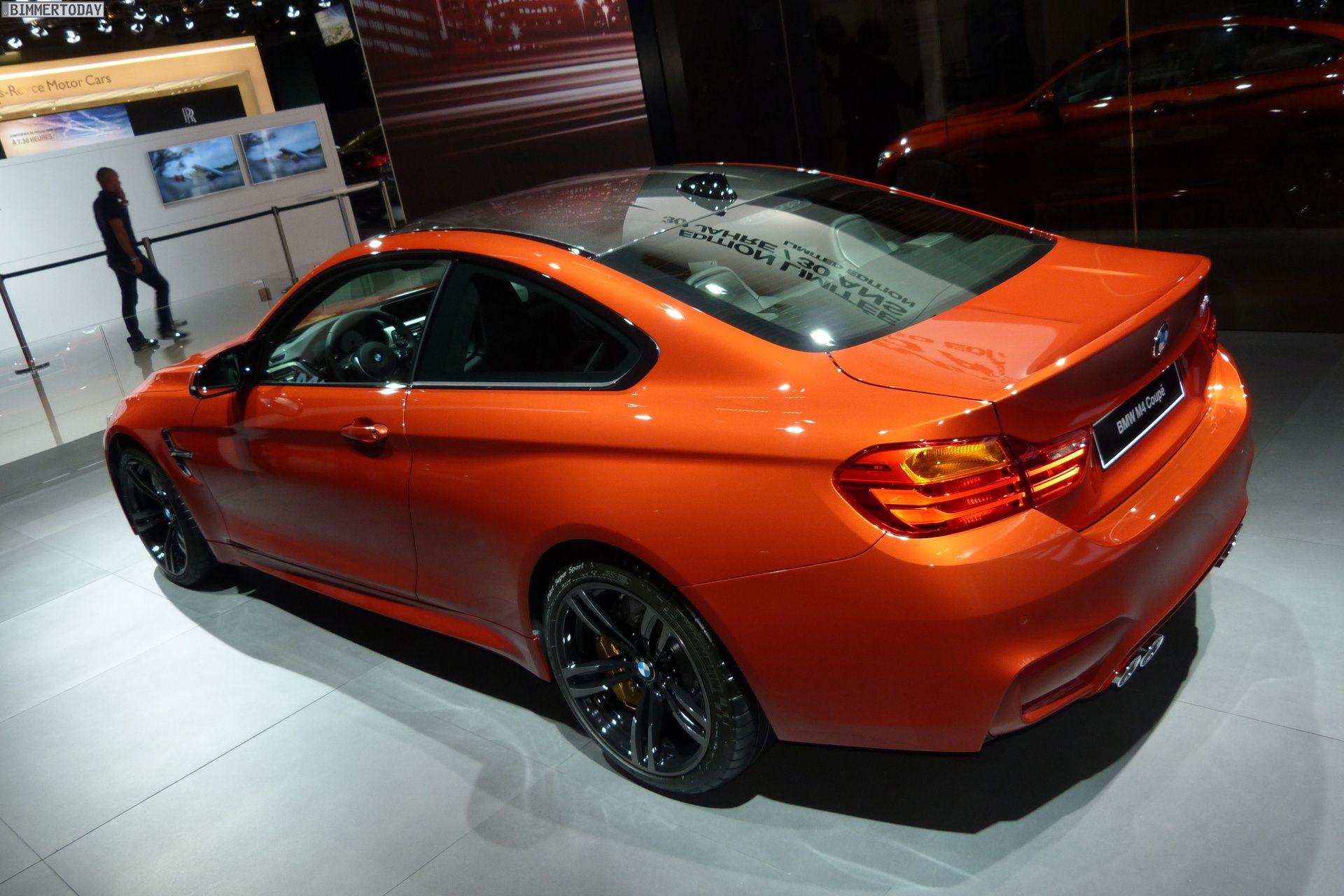 Bmw M Sakhir BMWMCoupeFSakhirOrangeAutosalon - 2014 bmw m4 msrp