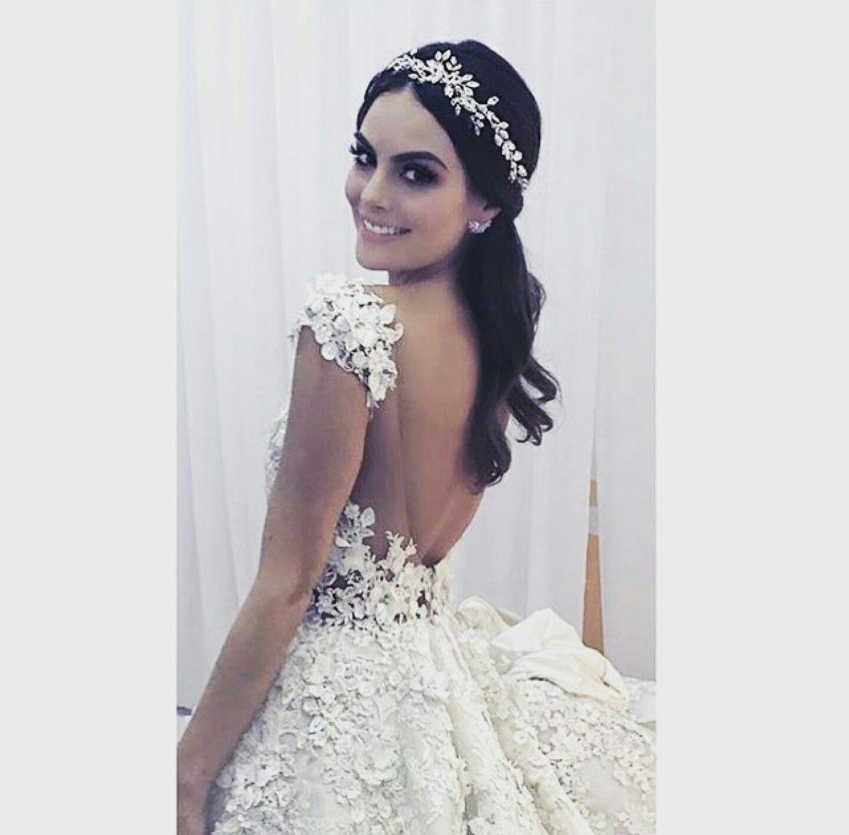 Ximena Navarrete Brid3 Gowns Boda De Ximena Navarrete