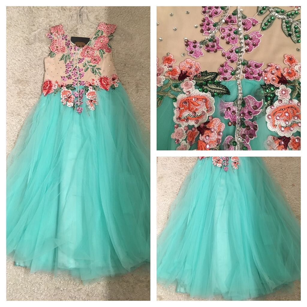 For our princess dress size available y y y