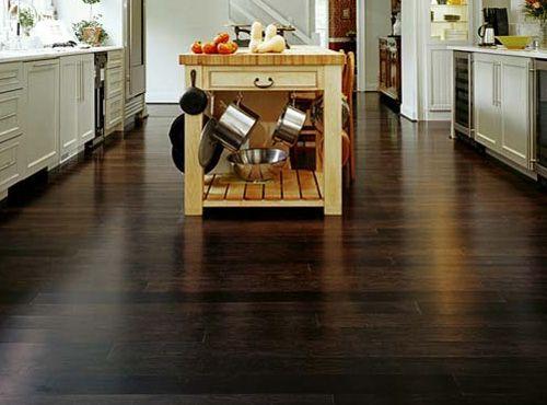 bamboo flooring pros cons flooring ideas bamboo wood flooring kitchen flooring dark. Black Bedroom Furniture Sets. Home Design Ideas