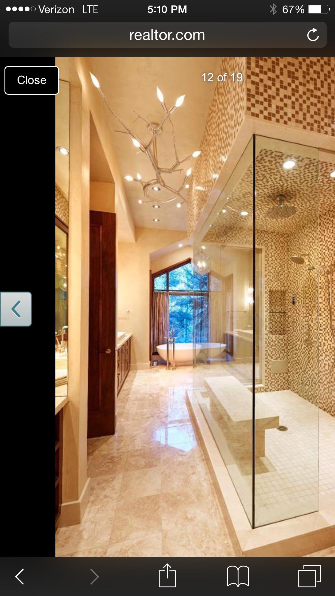 Pin By Jaimie R On Bangin Bathrooms Bathroom Luxury