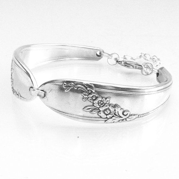 Spoon Bracelet Free Shipping Jewelry Queen Bess New Sterling Centre