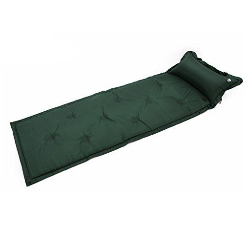 Codeluxe Camping Sleeping Air Pad Mattress Basecamp Sports Comfort Lite Self Inflating Bayer Foam Filled Cam Inflatable Bed Sleeping Pads Sleeping Bags Camping