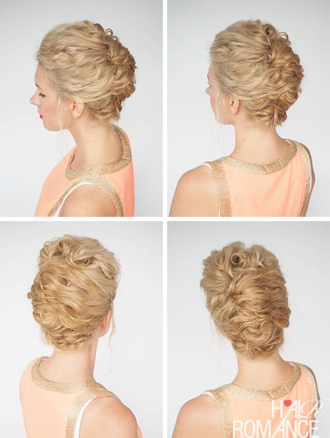 30 Curly Hairstyles In 30 Days Day 19 Hair Romance Curly Hair Styles Curly Hair Styles Naturally Hair Romance