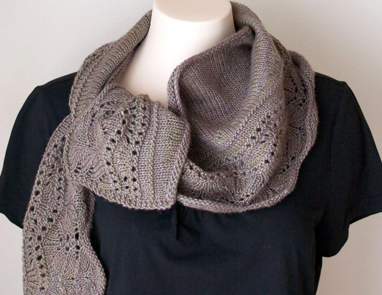Knitting pattern shawl farniente shawl small version brown wool knitting pattern shawl farniente shawl small version brown wool silk bankloansurffo Gallery