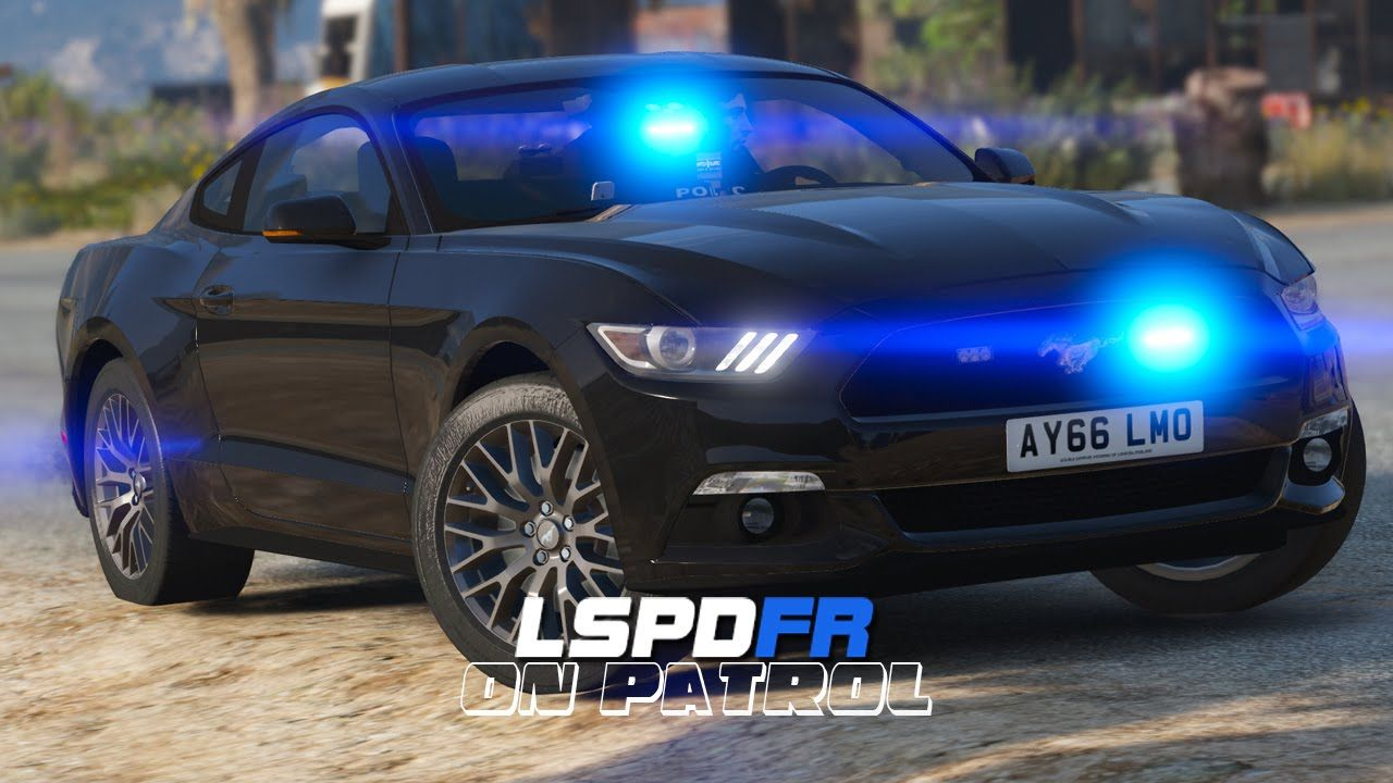 Lspdfr Day 332 Unmarked 2015 Mustang Gt Autos Polizei