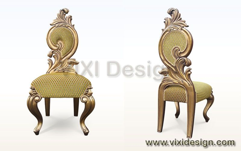 Renaissance Carving Chair Classic Reproduction | Luxury ...