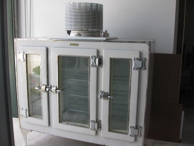 Amazing Ge Monitor Top Vintage Refrigerator Glass Door