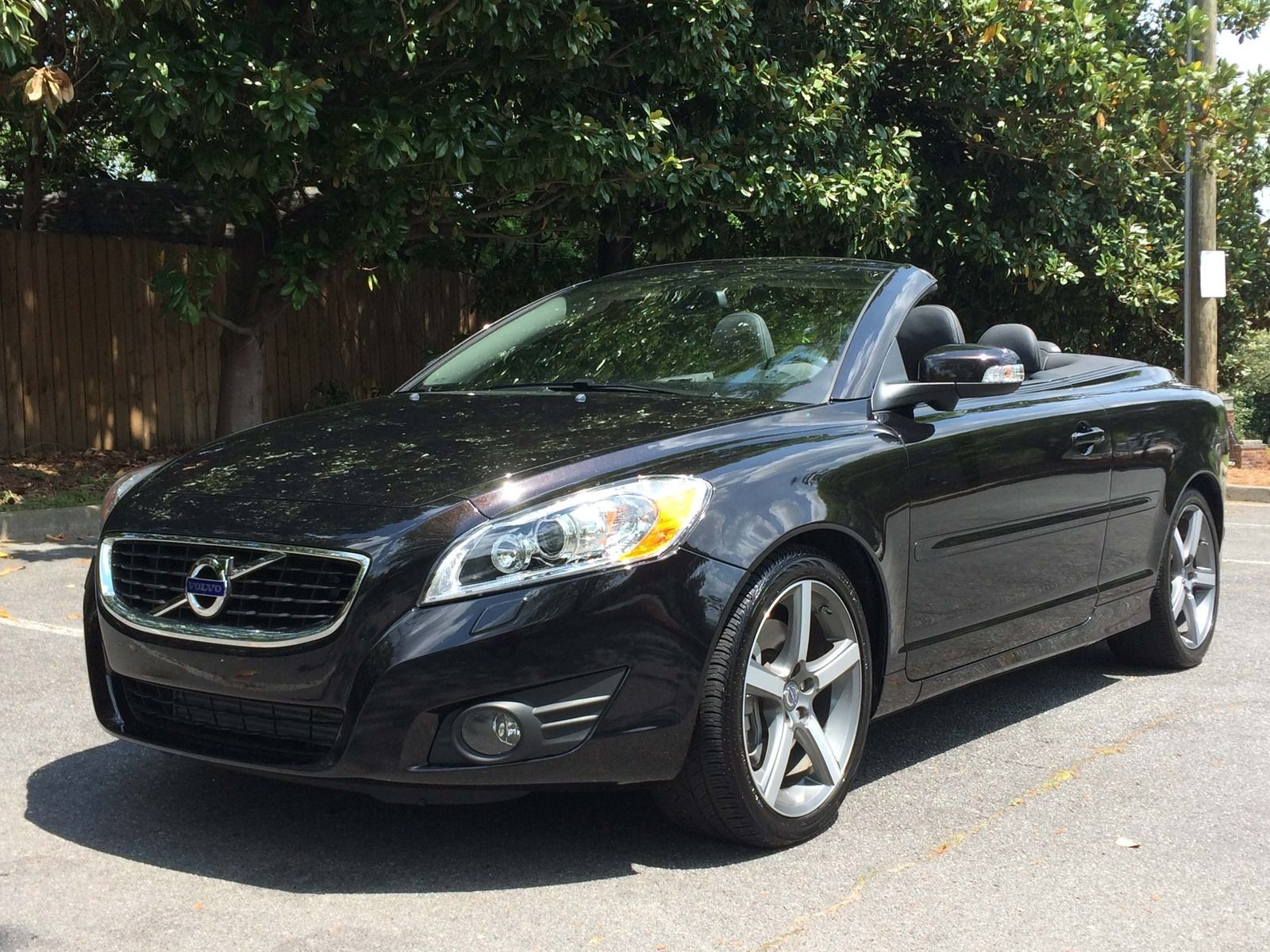 used pic owned volvo for convertible pre sale