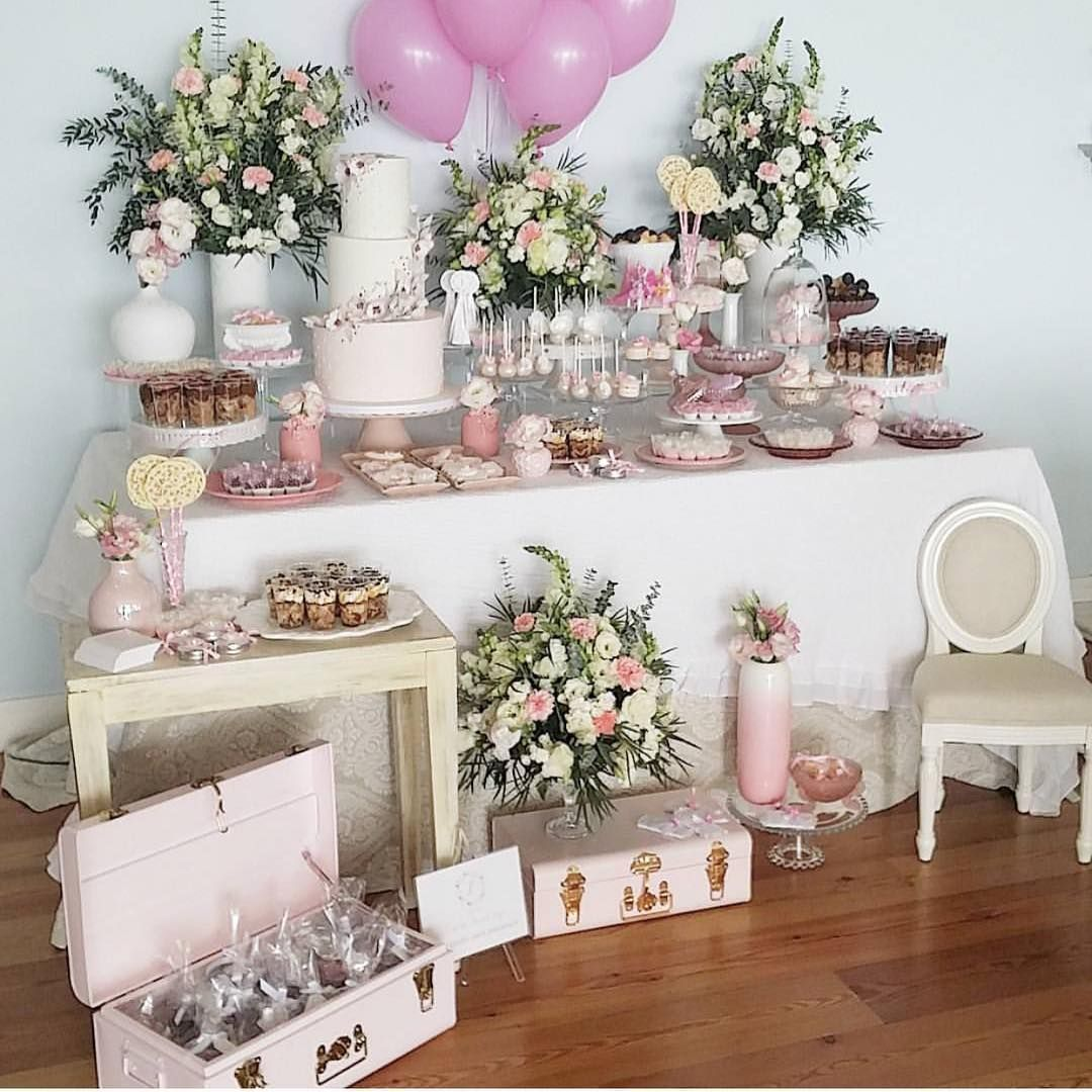 Baby Shower Themes For Gils Flowers Gender Neutral 53