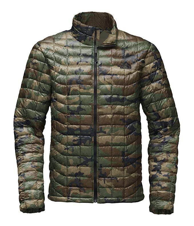 ee878a7511 The North Face Men s Thermoball Jacket - Terrarium Green Woodland Camo  Print - XS summer fashion mens fall fashion workwear fashion clothing style  ideas ...
