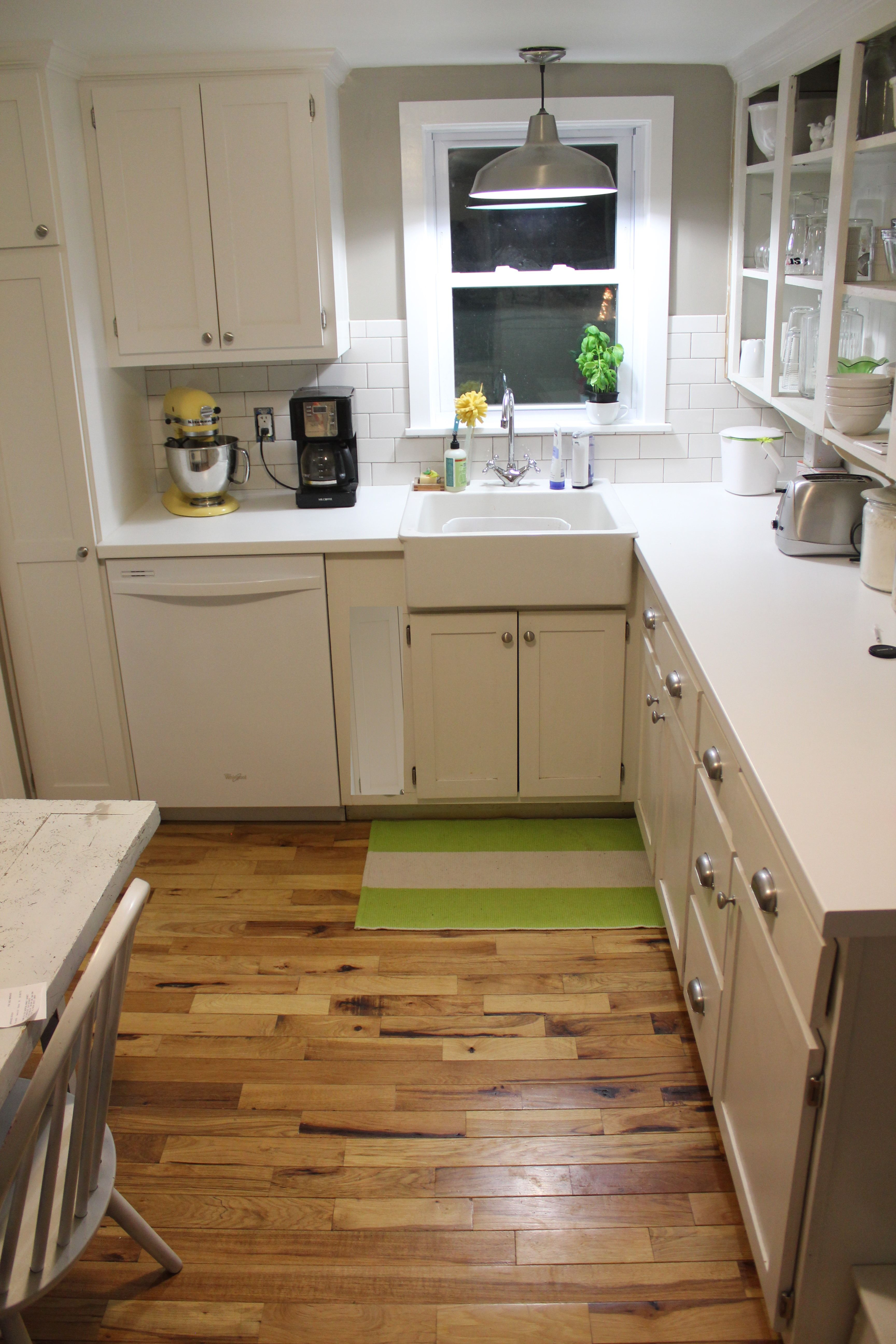 Pragel Countertop 108 Square Foot Kitchen Completely Redone Ikea Pragel
