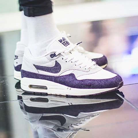 5b28629f74 #SADP : @patta nl x @nikesportswear Air Max 1 #PurpleDenim by @mind 13 Use  the hashtags #SADP and #SneakersAddict for a feature!