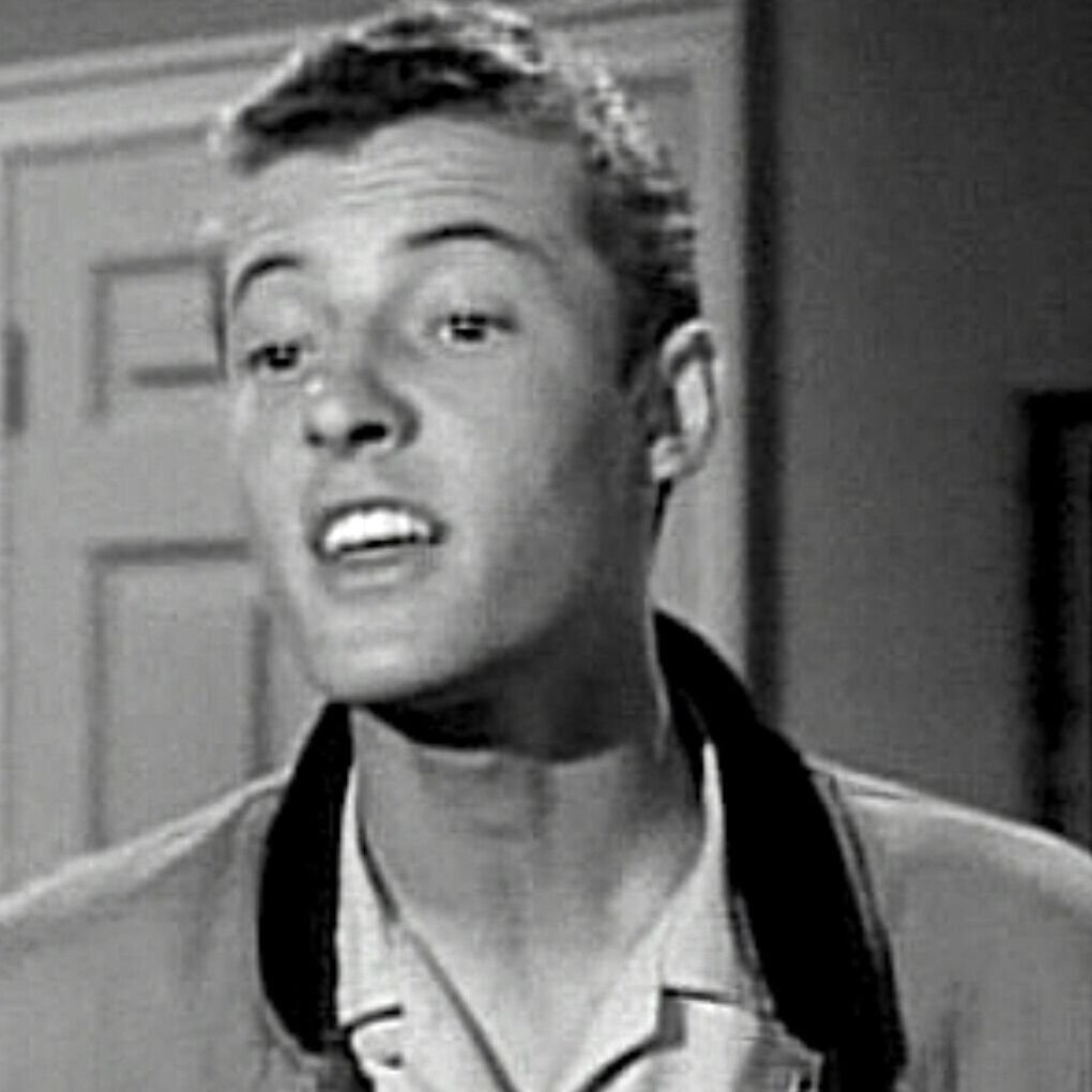Hey Beaver You Gnaw Down Any Trees Today Ken Osmond As Eddie