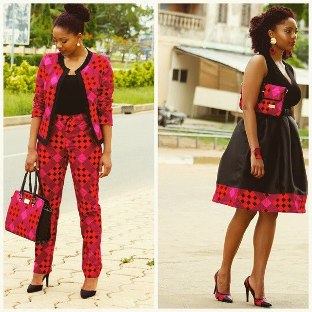 pingl par marie badiane sur veste wax de couleur pinterest mode africaine africaine et. Black Bedroom Furniture Sets. Home Design Ideas