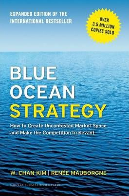The blue ocean strategy book