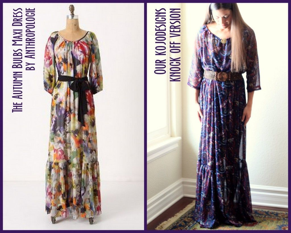 Diy dress gorgeous free sewing pattern and tutorial get more find this pin and more on sewing for ladies kojos maxi oasis dress tutorial jeuxipadfo Images