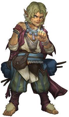 halfling monk - Google-søk | Dungeons and Dragons stuff | Halfling