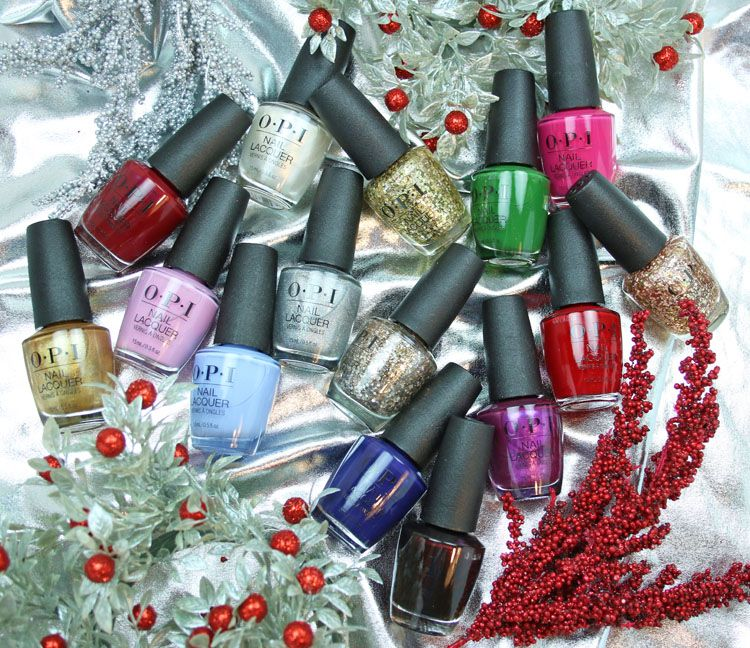 Opi The Nutcracker And The Four Realms Opi The Nutcracker And The Four Realms Nail Lacquer Collection Vampy Varnish Nail Polish Combinations Nail Lacquer Nails