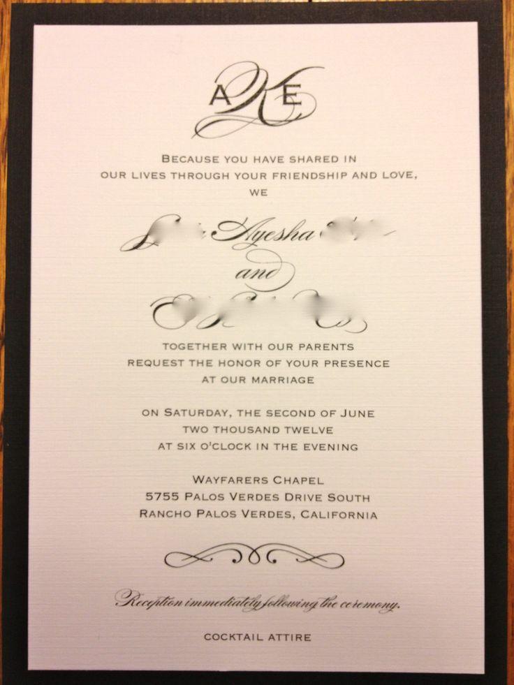 Wedding Weekend Invitation Wording Cutewedding Xyz