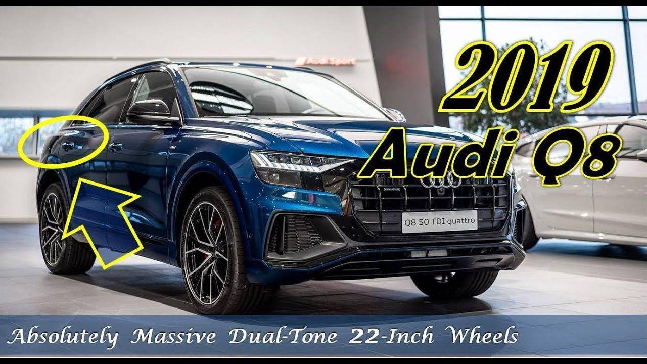 Hot News 2019 Audi Q8 Galaxy Blue Metallic Exterior With Ultra High Interior Spec Audi Q8 Audi Blue Metallic