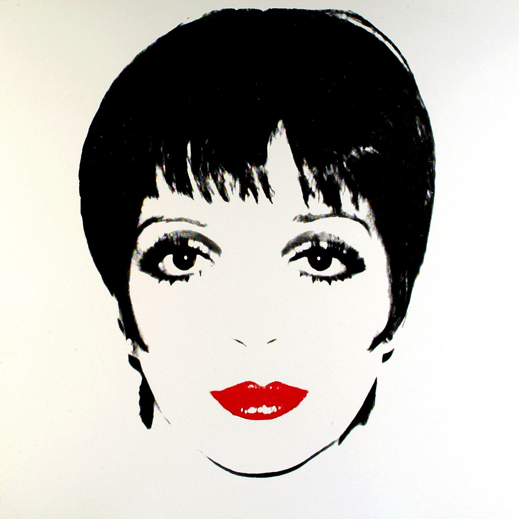 Andy Warhol, Liza Minnelli