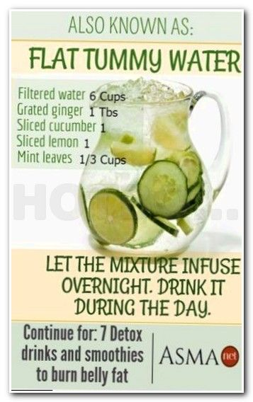 Drinks that helps you lose belly fat photo 4