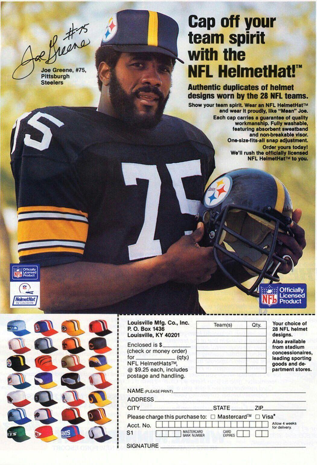Steelers image by Mike McGuire Joe greene, Pittsburgh