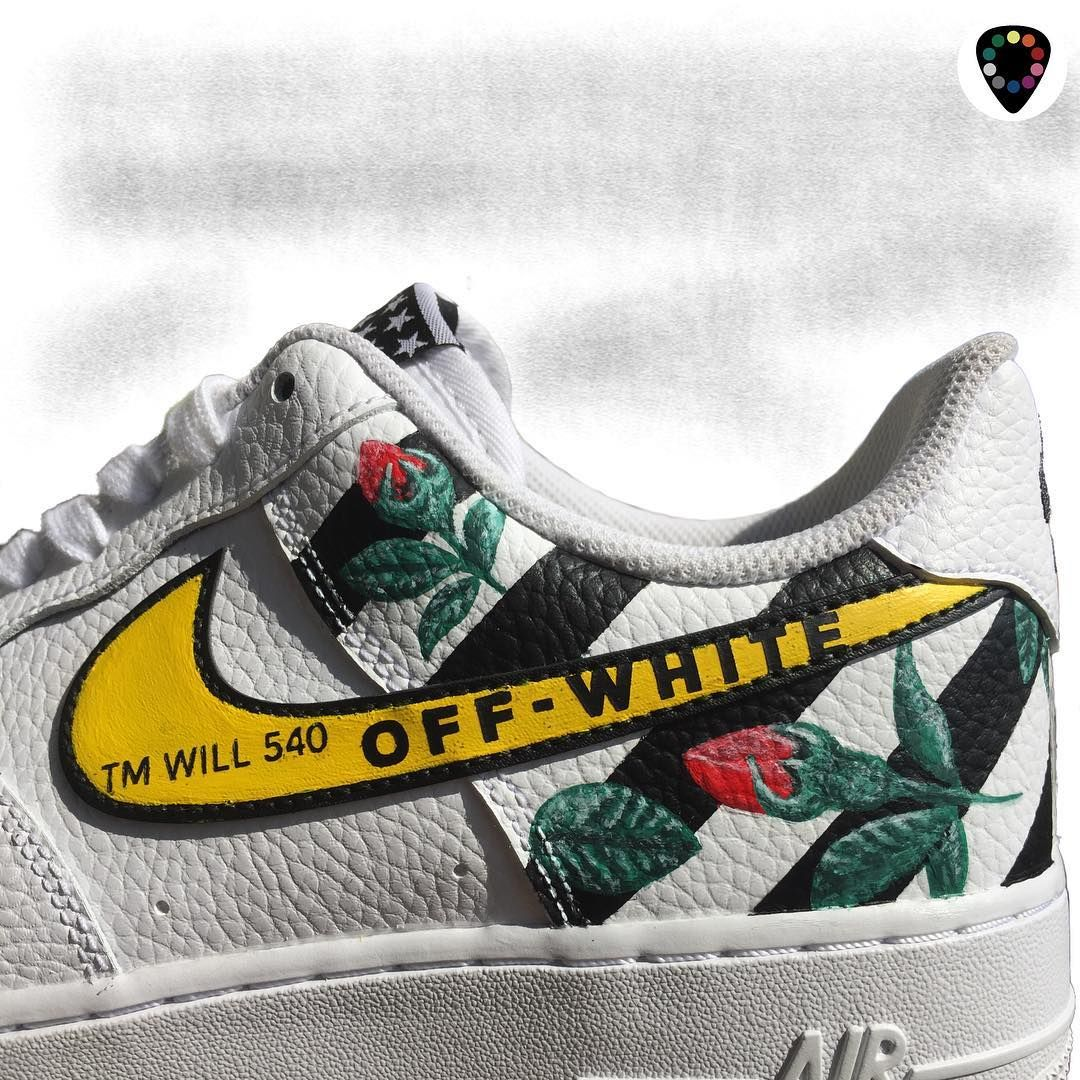 nike air force 1 per off white prezzo
