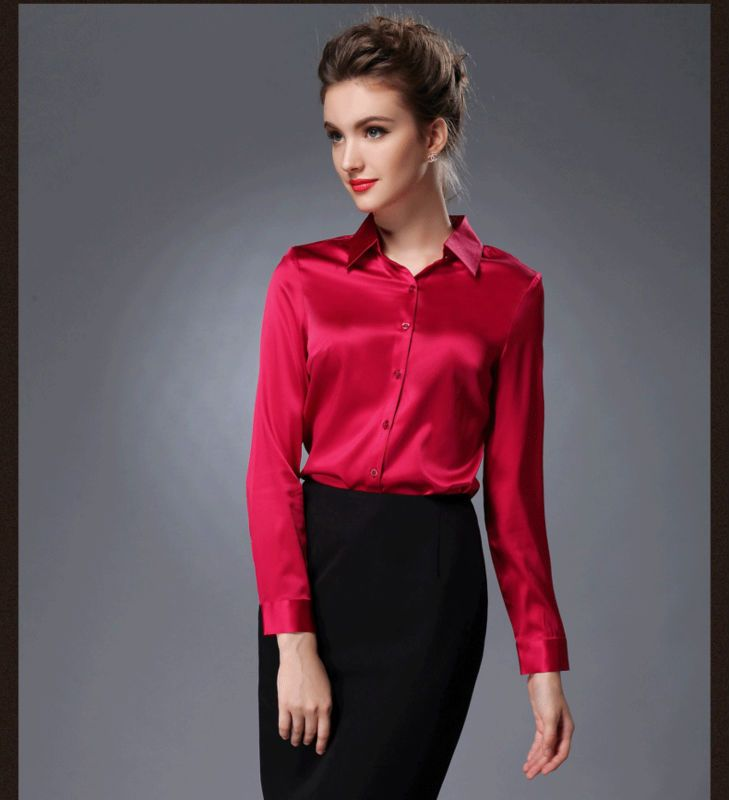 Shop the latest tops, blouses and shirts with Lilysilk. We provide you with women's basic yet Luxurious shirts, blouses & Accessories. % silk fabric, soft and hypoallergenic. JavaScript seems to be disabled in your browser.