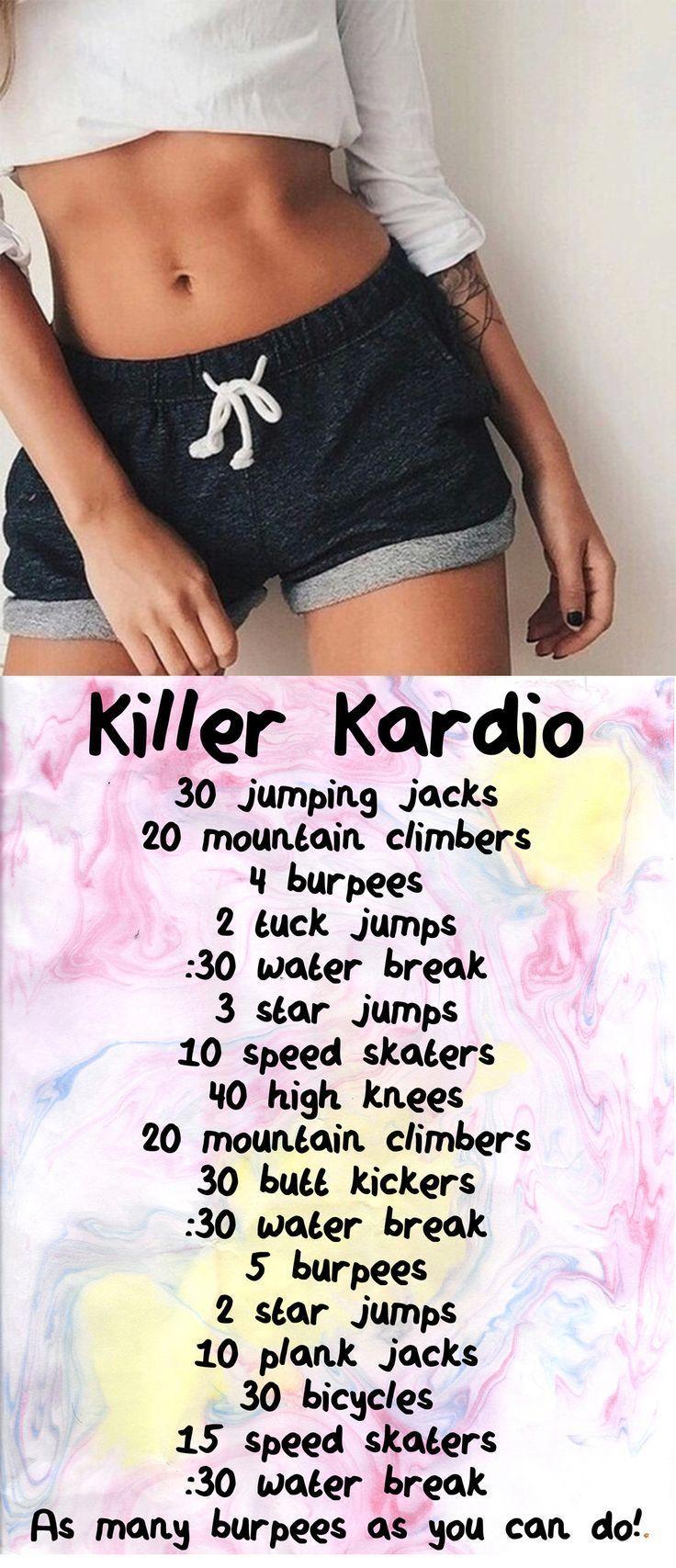 25 > Hasst du es zu rennen? Diese 10 Übungen verbrennen mehr Kalorien #brennen…