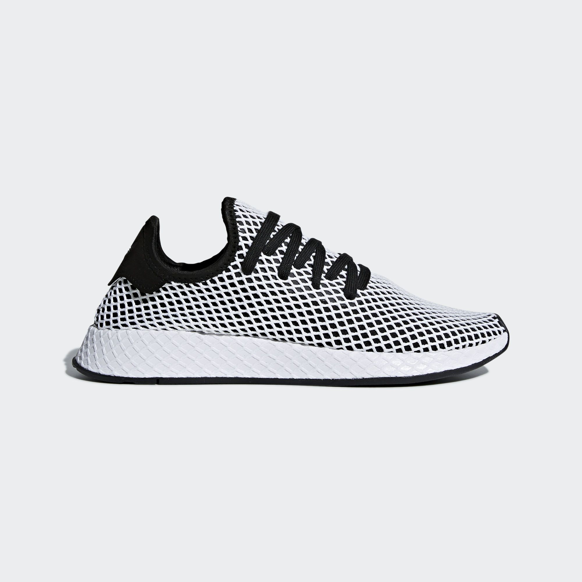 sale retailer f0981 a10eb Shop the Deerupt Runner Shoes - Black at adidas.comus! See all the styles  and colors of Deerupt Runner Shoes - Black at the official adidas online  shop.