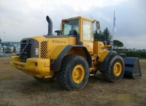 volvo l120e wheel loader service parts catalogue pdf manual volvo rh pinterest com