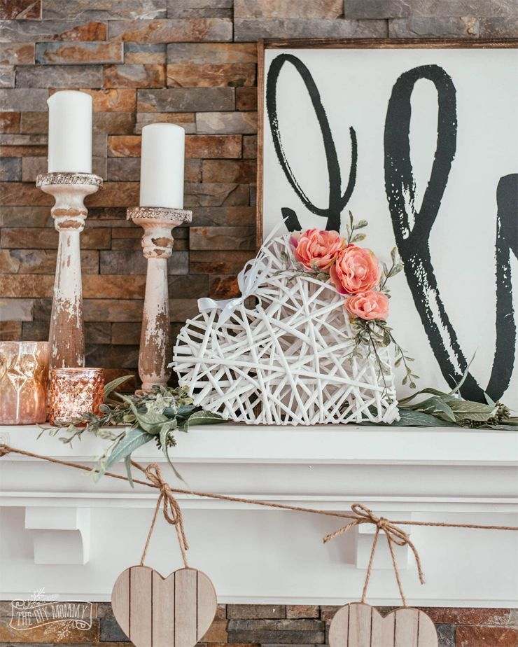Get some simple ideas on how to decorate your home for valentine   day in  soft also rh pinterest