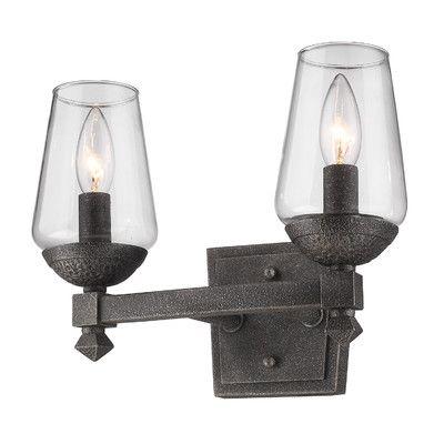 Loon Peak Rock Springs 2 Light Vanity Light | two light | Pinterest ...