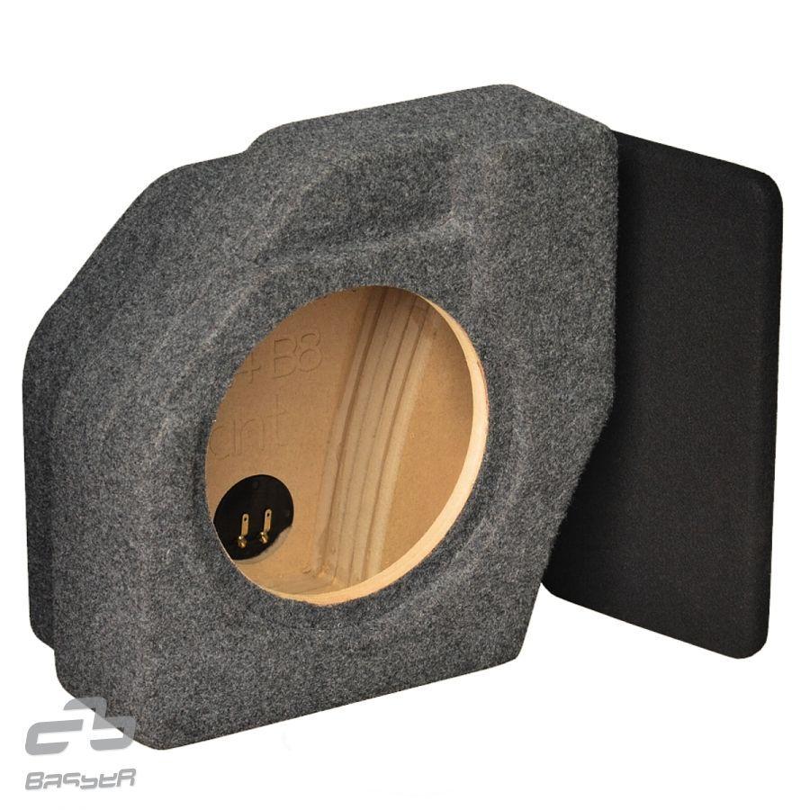 audi a4 b8 avant subwoofer box car music. Black Bedroom Furniture Sets. Home Design Ideas