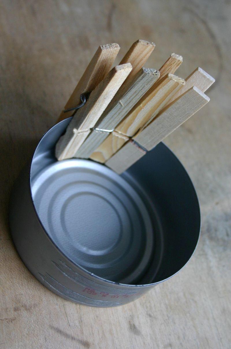 Versatile and Endless Recycled Clothespins Ideas DesignRulz.com