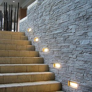 Outdoor recessed wall lights | Rooms | Pinterest | Outdoor lighting ...