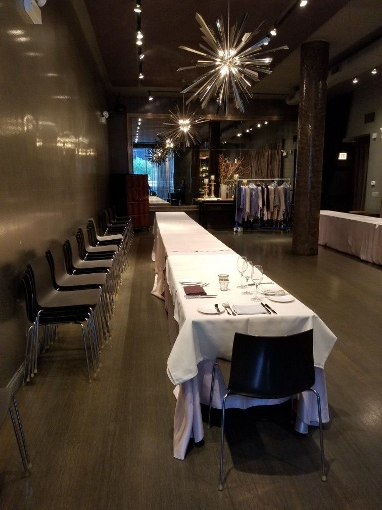 Pin By Ski On Wedding Venue Sepia Chicago Private Dinning Home