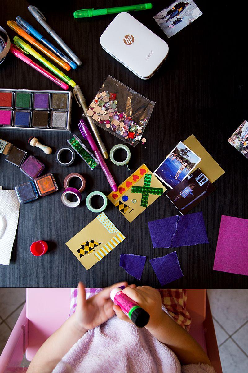 Der DIYFotoAdventskalender für Omi & Opa Foto